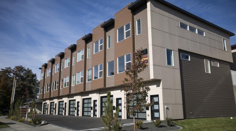 Spokane WA Perry District Condos